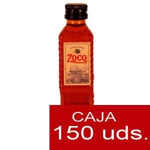 Varios - Pacharán Zoco 4cl CAJA DE 150 UDS