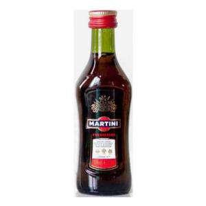 Vermouth - Vermouth Martini Rosso 5cl (Últimas Unidades)