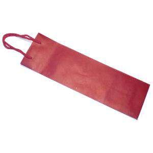 Vino - Bolsa Papel para Vino Rojo Grande (32.5 x 10 cm)
