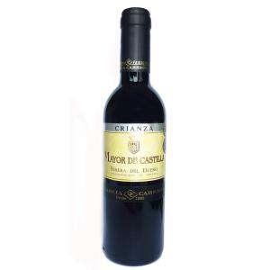 Vino - Vino Mayor de Castilla crianza 37.5 cl UDS SUELTAS