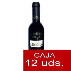 Vino - Vino RIOJA Antaño Tempranillo 37.5 cl CAJA COMPLETA 12 UDS