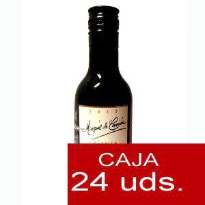 Vino - Vino RIOJA CRIANZA Marqués de Carrión 18.7 cl CAJA COMPLETA 24 UDS