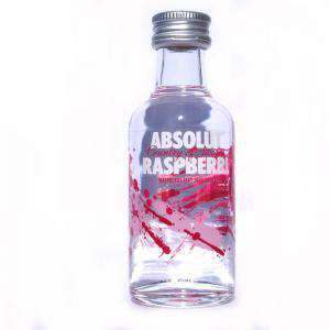 Imagen Vodka Vodka Absolut Raspberri 5cl