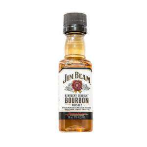 Whisky - Bourbon Jim Beam KENTUCKY STRAIGHT (Tapón Negro)