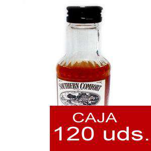 Whisky - Southern Comfort 5cl  - CAJA DE 120 UDS