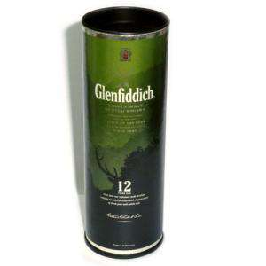 Imagen Whisky Whisky Glenfiddich 12 años c/Tubo, 5cl