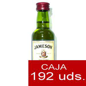 Whisky - Whisky Jameson CAJA DE 192 UDS