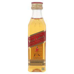 Whisky - Whisky Johnnie Walker Etiqueta Roja 5cl