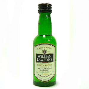 Whisky - whisky William Lawson 5cl
