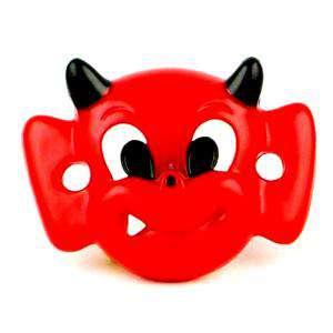 Chupetes Dientes - Chupete Diablillo - Lil Devil Pacifier Billy Bob