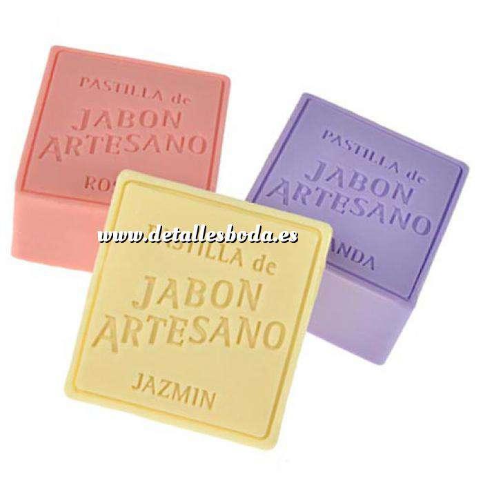 Imagen Baño y aromas Jabón Cuadrado Artesano (Últimas Unidades)