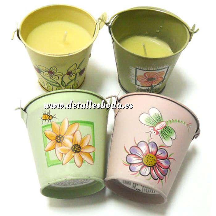 Imagen Baño y aromas Vela Jardinera (Últimas Unidades)