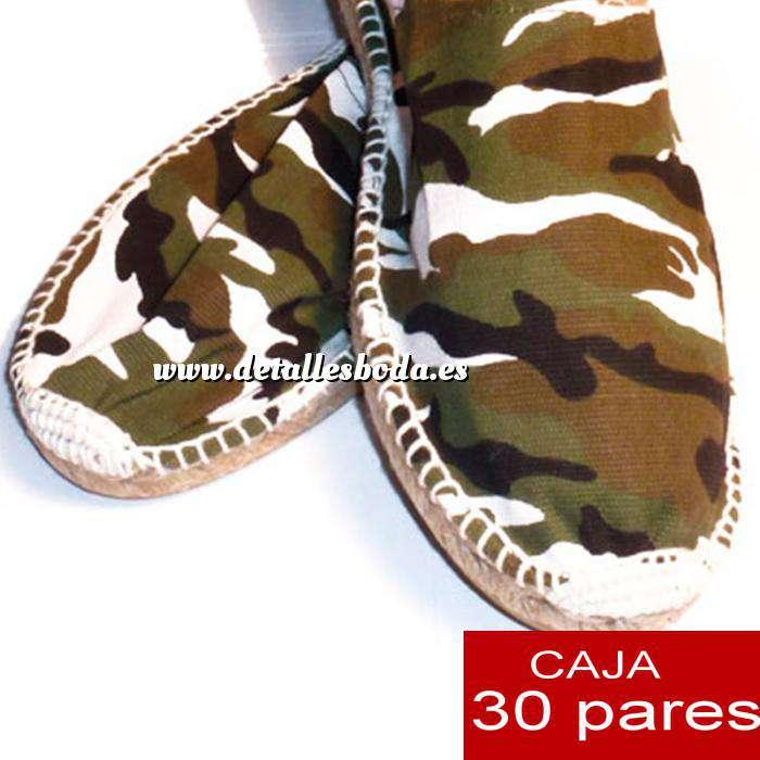 a02d6c5a8bd Imagen Mujer Cerradas Alpargatas cerradas MUJER Mimetizadas verde caja 30  pares (Últimas unidades) ...