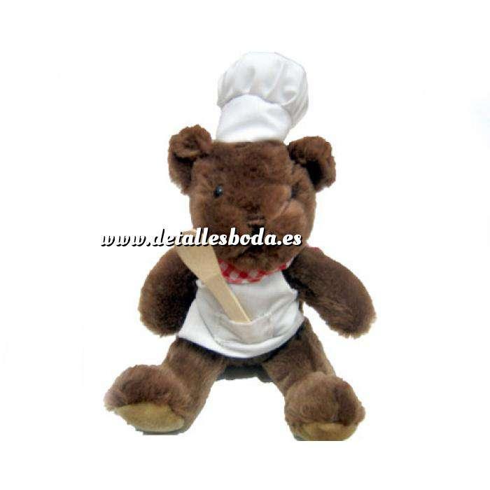 Imagen Niños Oso peluche panadero (Últimas Unidades)
