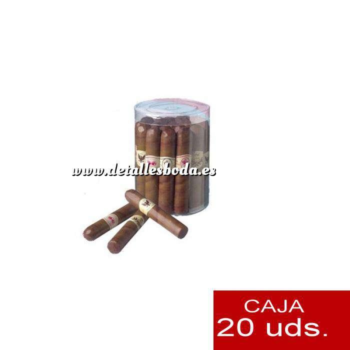 Imagen Para Hombre PUROS DE CHOCOLATE HABANEROS (CAJA DE 20 UNIDADES)