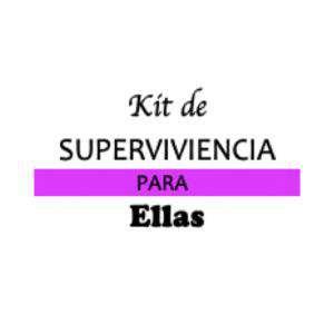 Baño y aromas - KIT individual de Superviviencia para bodas (ELLAS)