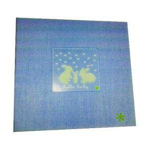 Detalles de Bautizo - Libro Cd Hello Baby Azul (Últimas Unidades)