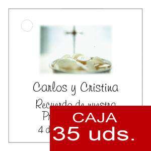 Etiquetas impresas - Etiqueta Modelo C20 (Paquete de 35 etiquetas 4x4)