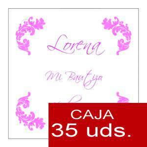 Etiquetas impresas - Etiqueta Modelo C22 (Paquete de 35 etiquetas 4x4)