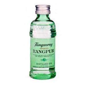 Ginebra - Ginebra Tanqueray RANGPUR 5 cl