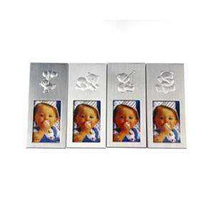 Marcos y decoración - Marco de Fotos Metal Baby