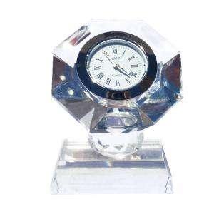 Marcos y decoración - Reloj de cristal octógono