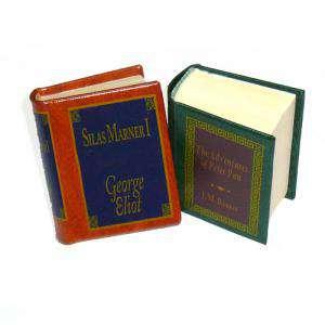 Para Hombre - Libros Miniatura en Inglés (Últimas Unidades)