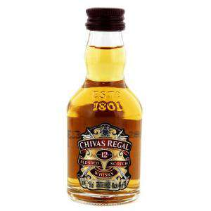 Whisky - Whisky Chivas Regal 12 años Blended 5cl