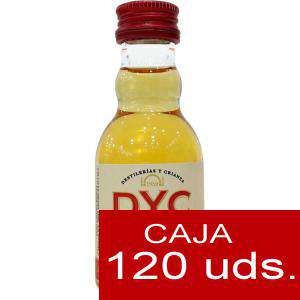 Whisky - Whisky DYC Selected Blended Caja de 120 uds.