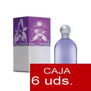 .PACKS PARA BODAS - Halloween Eau de Toilette de Jesús del Pozo 4,5ml. PACK 6 UNIDADES