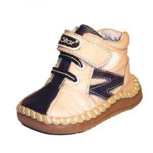 Zapatos para Niño_BOTN Bota niño rayo piel