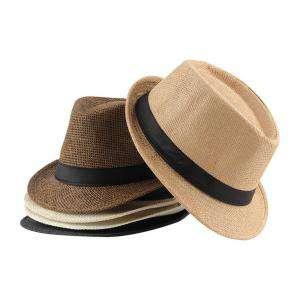 .NO TE PUEDE FALTAR - Sombrero panama de Ala Corta y Cinta (Últimas Unidades)