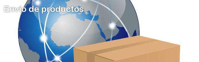 Fábrica Espadrilles - Envío de productos