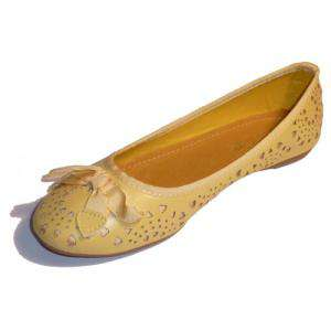 Amarillo - BLR - Bailarina Amarillo Talla 38
