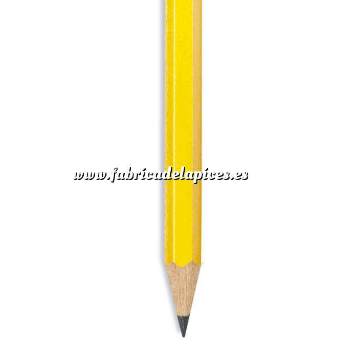 Imagen Hexagonal cedro Lápiz hexagonal de madera cedro amarillo