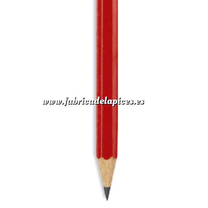 Imagen Hexagonal cedro Lápiz hexagonal de madera cedro rojo