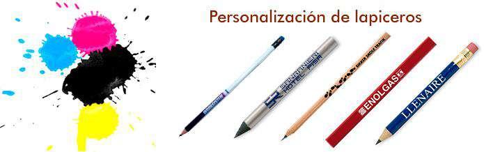 Fábrica de Lápices - ¿Cómo personalizar?