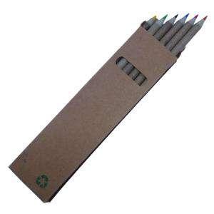 Set de lápices y ceras_Cajas cartón