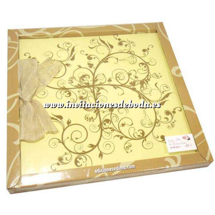 Imagen Álbumes Libro de Firmas LAZO 04 Gloria