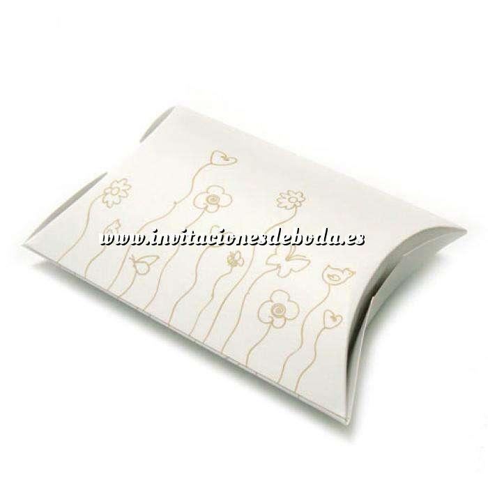 Imagen Cajitas para regalo Cajita Decorada Blanca (Pack de 10 ud.)