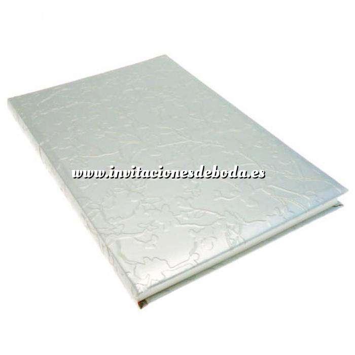 Imagen Clásicos Libro de Firmas BROTES Plata (Últimas Unidades)