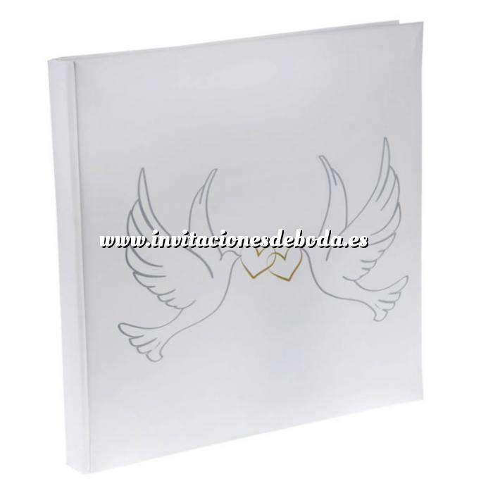 Imagen Clásicos Libro de Firmas Blanco Palomas (CY1217) (Últimas Unidades)