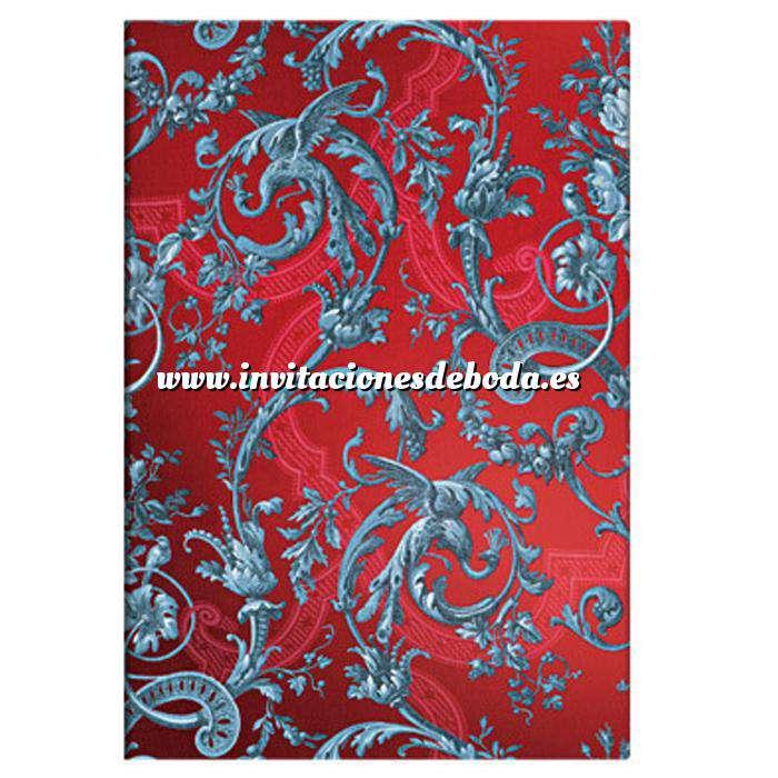 Imagen Floral Libro de Firmas Velada Mágica - Renacer del Rococó