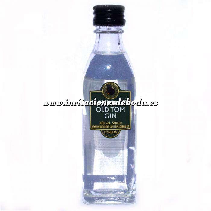Imagen Ginebra Ginebra Gin Hayman´s Old Tom 5cl