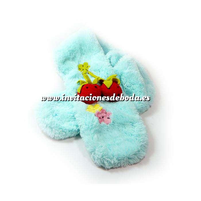 Imagen Niños Bufanda con fresas