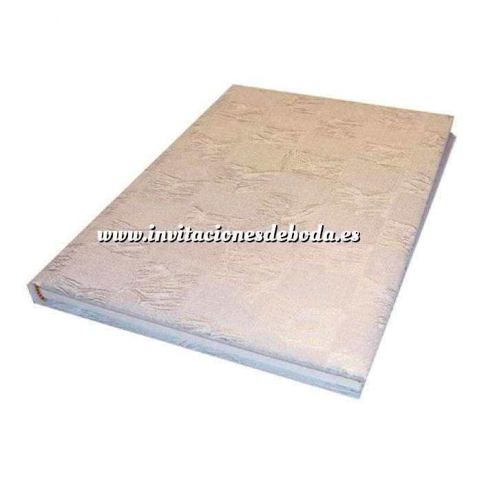 Imagen Originales Libro de Firmas CUADRADOS Plata (Últimas Unidades)