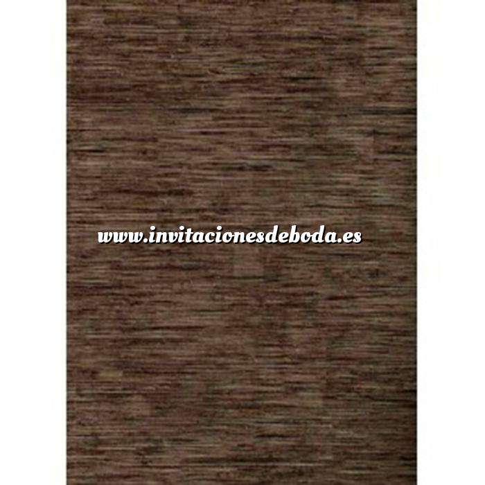 Imagen Textura Libro de Firmas PAPEL DE BAMBÚ WENGUE