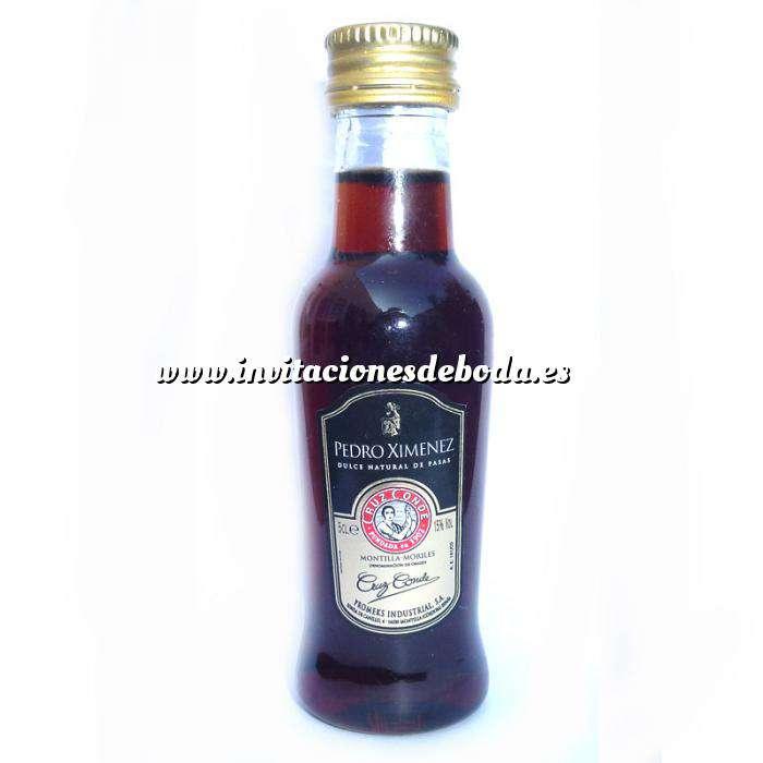 Imagen Vino Vino Pedro Ximenez Plástco 5cl