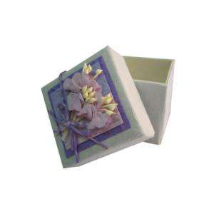 Imagen Cajitas para regalo Cajita rústica de colores (Últimas Unidades)