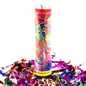 Detalles para la ceremonia - Tubo Confetti Explosion 20